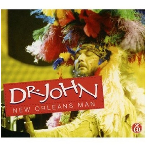 New Orleans Man by Dr. John image