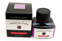 J Herbin: Fountain Pen Ink - Larmes de Cassis (30ml) image