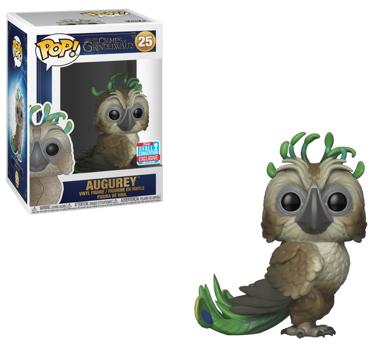 Augurey - Pop! Vinyl Figure image
