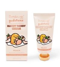 The Creme Shop: Gudetama Handy Dandy Cream - Peach