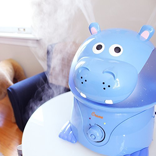 Crane Ultrasonic Humidifier - Hippo image