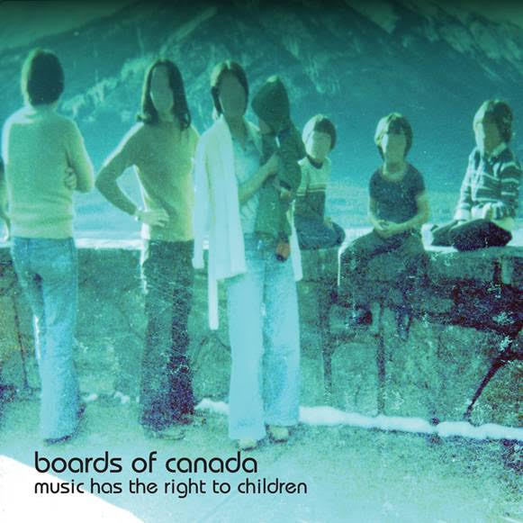 Music Has the Right to Children by Boards of Canada