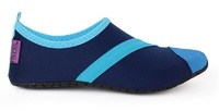 Fitkicks: Foldable Active Footwear - Navy (Large) image