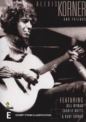 Alexis Korner and Friends on DVD