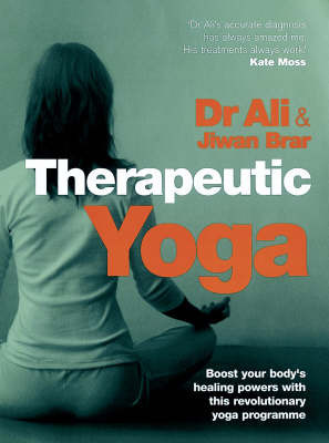 Therapeutic Yoga by Jiwan Brar image