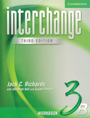 Interchange Workbook 3B: Level 3B by Jack C Richards