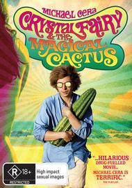 Crystal Fairy & The Magical Cactus on DVD
