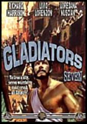 Gladiators 7 & Giant Of Marathon on DVD