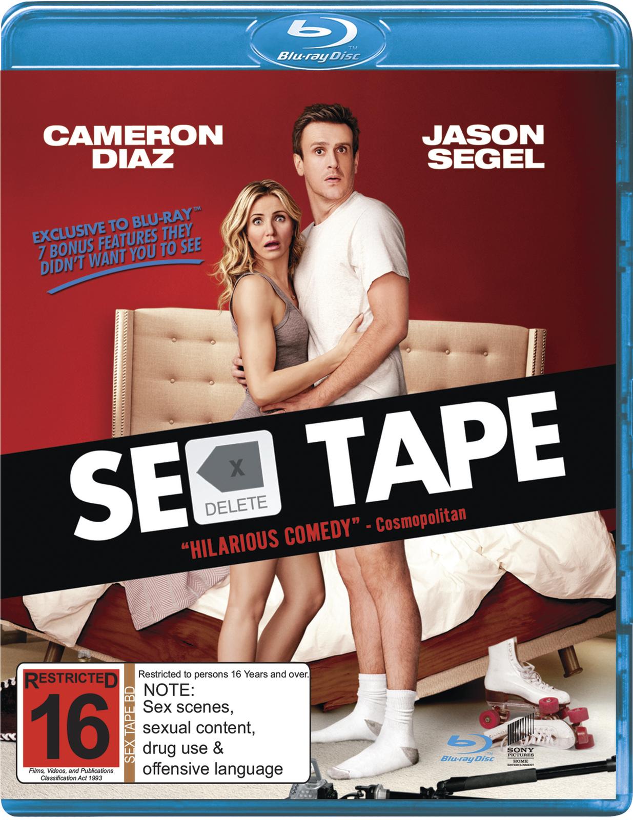 Sex Tape on Blu-ray image