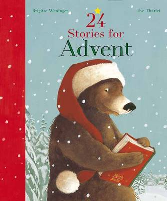 24 Stories for Advent by Brigitte Weninger image