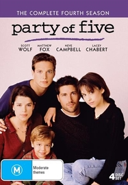 Party of Five - The Complete Fourth Season on DVD