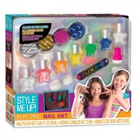 Style Me Up! - Electric Nail Art