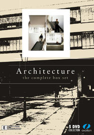 Architecture: The Complete Series (5 Disc Box Set) on DVD