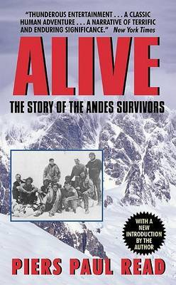 Alive by Piers Paul Read image