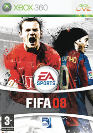 FIFA 08 for X360