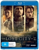 The Lost City Of Z on Blu-ray