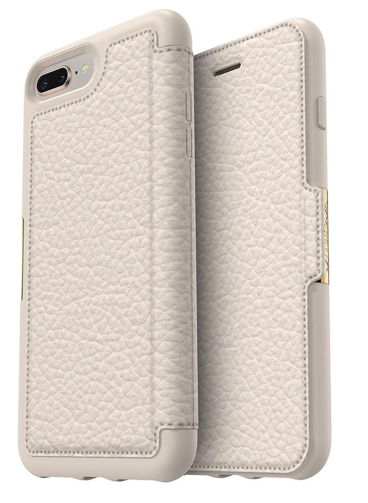 huge discount 3c5c6 a1144 OtterBox: Strada Case - For iPhone 7 Plus/8 Plus (Soft Opal)