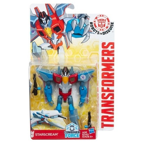 Transformers Robots In Disguise - Warriors - Starscream