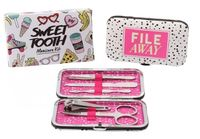Sweet Tooth: File Away Manicure Kit