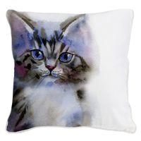 Art Of Cats Cushion - Kitten