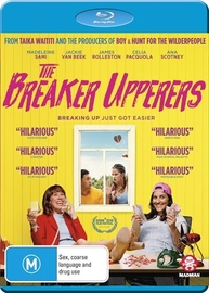 The Breaker Upperers on Blu-ray