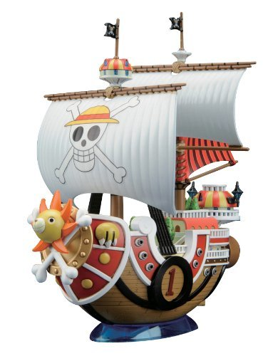 One Piece: Grand Ship Collection Thousand Sunny Model Kit image