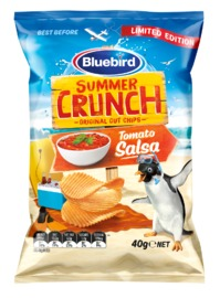 Bluebird Summer Crunch Tomato Salsa 140g