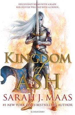 Kingdom of Ash by Sarah J Maas image