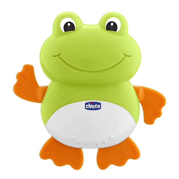 Chicco: Swimming Frog Bath Toy