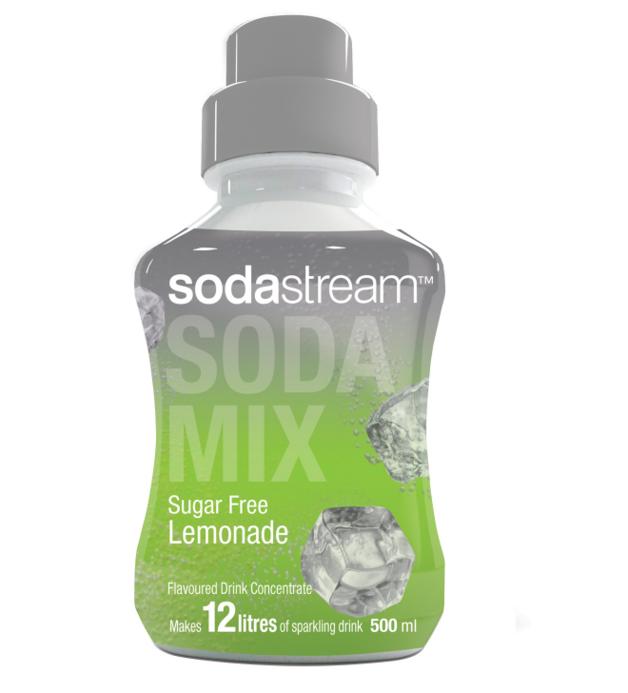 Soda Stream: Diet Lemonade Syrup