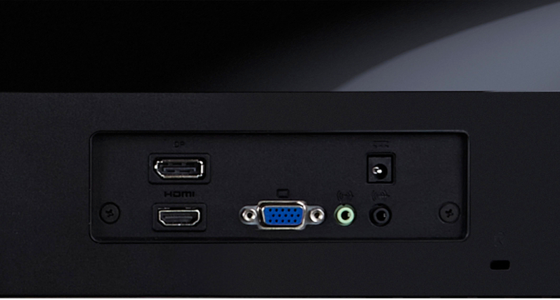 "27"" ViewSonic 1080p 75Hz 4ms Entertainment Monitor image"