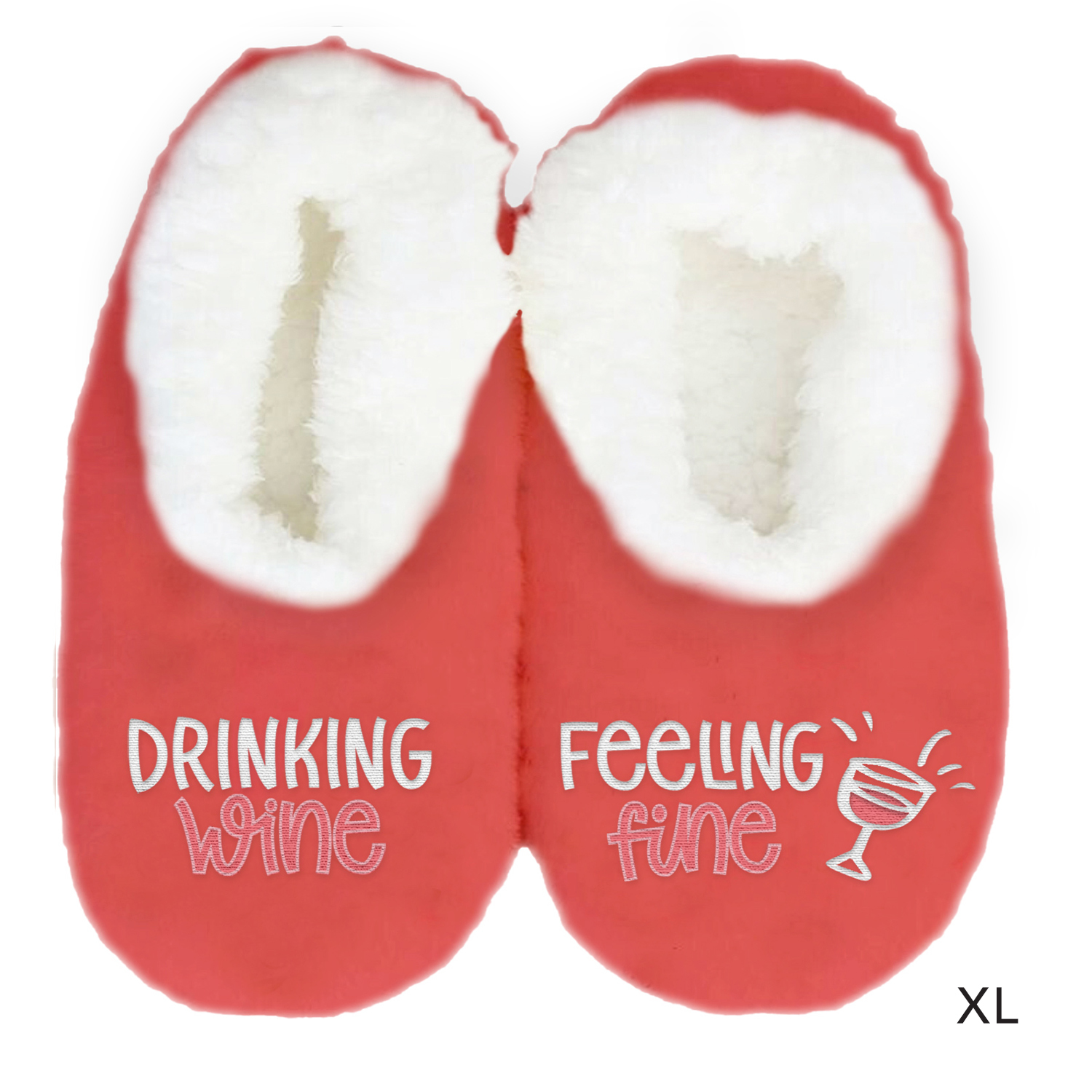 Women's Duo Slippers - Wine (X-Large) image