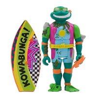 TMNT: Sewer Surfer Michelangelo - ReAction Figure
