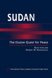 Sudan by Ruth Iyob image