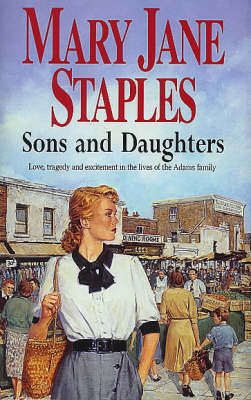 Sons and Daughters by Mary Jane Staples image