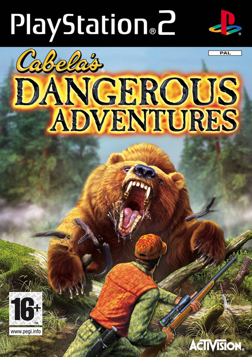 Cabela's Dangerous Adventures for PlayStation 2