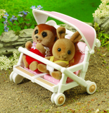 Sylvanian Families: Double Push Chair