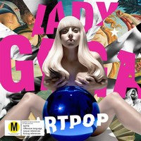 Artpop (Deluxe CD+DVD) by Lady GaGa