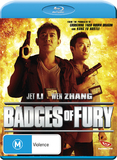 Badges of Fury on Blu-ray