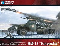 "Rubicon 1/56 BM-13 ""Katyusha"" MRL"