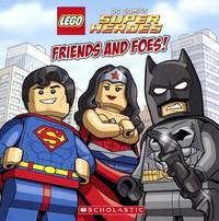 Friends and Foes by Trey King