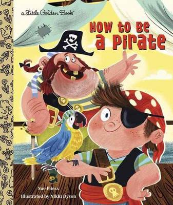 LGB How To Be A Pirate by Sue Fliess image