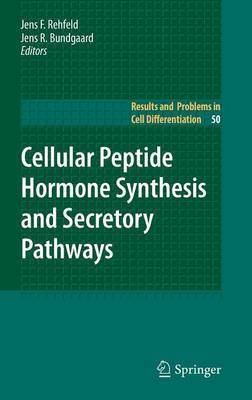 Cellular Peptide Hormone Synthesis and Secretory Pathways