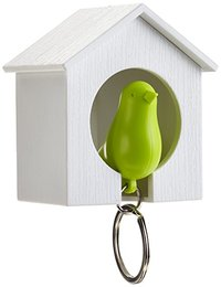 Qualy Sparrow Keyring (Green)