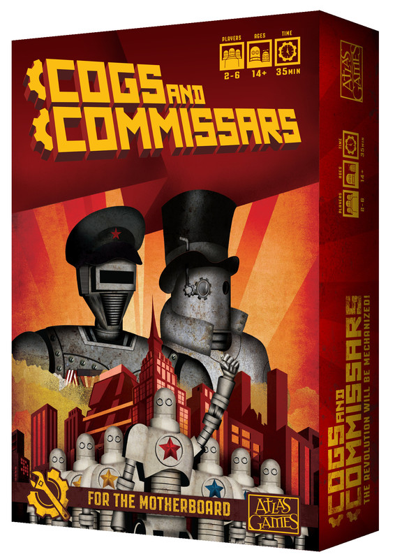 Cogs and Commissars - Card Game