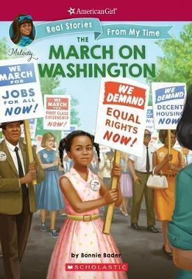 The March on Washington by Bonnie Bader