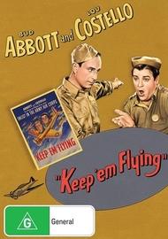 Keep 'Em Flying on DVD image