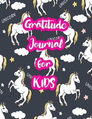 Gratitude Journal for Kids by Yamilet Chen
