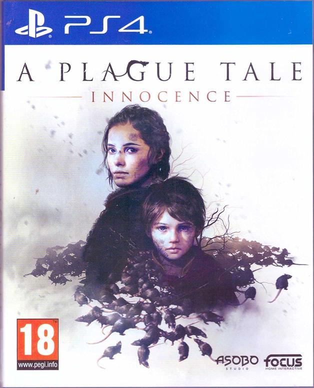 A Plague Tale: Innocence for PS4