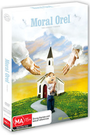 Moral Orel - Volume 1: The Unholy Version on DVD